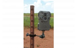 HME Hmetpch T-Post Trail Camera Holder Camera Mount Black