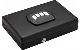 """SnapSafe 75432 Specialty Key Pad Gun Safe Keypad 11"""" L x 8.5"""" W x 2.25"""" D (Exterior) 20GA Steel Black"""