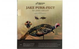 Montana Decoy 0061 Jake PURR-FECT 3D Jake Decoy