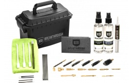 Breakthrough Clean Ammo Can Cleaning Kit .22 Cal to 12GA 31