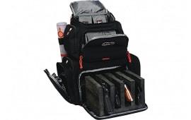 G*Outdoors 1711BP Handgunner Backpack w/Sliding Storage Cradle Cordura Black