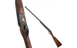 "Fausti 25102W DEA SXS 12G 28""CASE Finish Shotgun"