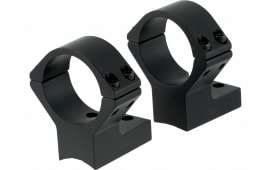 Talley 75X700 Rings and Base Set For Remington 700 30mm High Extension Style Black Matte Finish