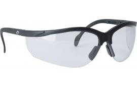 Walkers Game Ear GWPCLSG Sport Glasses Black Polymer Frame Polycarbonate Lens Clear