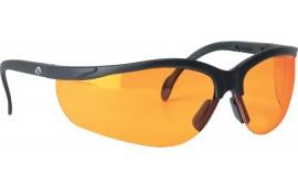 Walkers Game Ear Gwpamblsg Sport Glasses Black Polymer Frame Polycarbonate Lens Amber