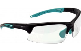 Walkers Game GWP-TLSGL-CLR Sport Glasses CLEAR/TEAL Frame