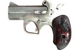 Bond Arms BADS-357/38 Talo Dragon Slayer .357 Magazine 38 SPL 3.5 Rosewo