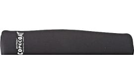 "Sentry 10SC06BK Scopecoat Standard Scope Cover 12.5""x42mm Large Slip On Neoprene/Nylon Laminate Black"