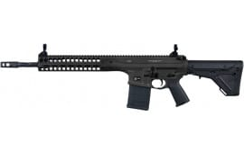 "LWRC REPRMKIIR7BF16 MKII 308 Win Spiral Fluted 16"" Black"
