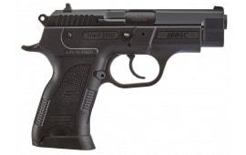 """SAR USA B69CBL B6C Compact Black 9mm 3.8"""" (2) 13rd Magazines"""