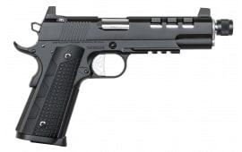 "Dan Wesson 01885 1911 Discretion Single .45 ACP 5.7"" 8+1 Black"