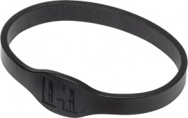 Hornady 98163 Rapid Safe Rfid Bracelet Black Medium