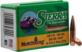 Sierra 9300T .338 300 HPBT Match 50