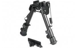 UTG TL-BP78Q Tactical OP Bipod with QD Lever Mount Black Metal