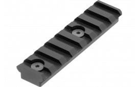 UTG Pro MTURS04M Keymod 8 Slot 1-Piece Base For AR-15 Picatinny Style Black Hard Coat Anodized Finish