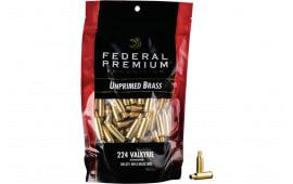 Federal PR224VLKUPB100 GM 224 UNP Bagged Brass 100