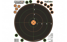 Champ 46132 100YD Sight IN Target 5PK w/30 Pasters