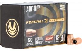 Federal PB40HS165 Bull .400 165HS(40/10M) 50/4