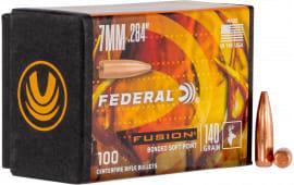 Federal FB284F1 Bull .284 140FUS 100/4