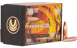 Federal FB284F3 Bull .284 160FUS 100/4