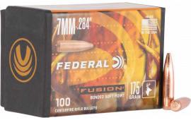 Federal FB284F4 Bull .284 175FUS 100/4