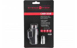Crimson Trace CMR208S Rail Master Universal Tactical Light 420/110 Lumens CR123A Lithium (1) Black