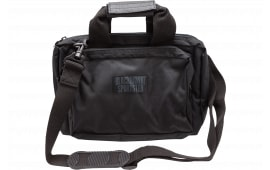 "Blackhawk 73SB00BK Sportster Shooter''s Bag 600D Polyester Black 13"" x 9"" x 4.5"
