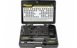 Wheeler 562194 Deluxe Gunsmithing Screwdriver Set