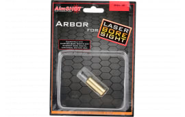 Aimshot AR38 Arbor 38 Special Boresighter 38 SPC/357 Brass