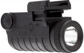 Aimshot TXP TXP Pistol LED Rail-Mount Light 130 Lumens Lithium Ion Black