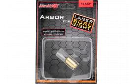 Aimshot AR45ACP Arbor 45 ACP Boresighter Brass