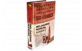 Barnes 30745 Reloading Manual Number 4