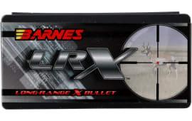 Barnes Bullets 31150 LRX 338 Caliber .338 250 GR LRX Boat Tail 50 Box