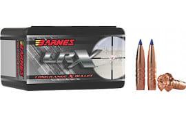 Barnes Bullets 30262 LRX 270 Caliber .277 129 GR Long-Range X Boat Tail 50 Box