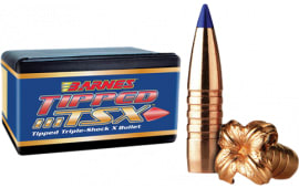 Barnes Bullets 30276 Rifle 270 Caliber .277 130 GR TTSX BT 50 Box