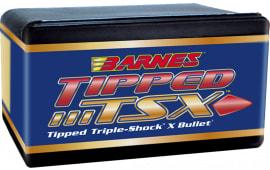 Barnes Bullets 30368 Rifle 30 Caliber .308 165 GR TTSX BT 50 Box