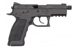 "Kriss USA WSDCME086 Sphinx SDP Compact DA/SA 9mm 3.7"" TB 7+1 Black Polymer Grip"