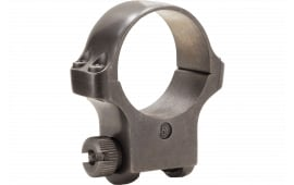 Ruger 90316 Clam Pack Single Ring High 30mm Diameter Target Gray Stainless