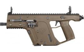 Kriss KV40PFD20 Vector SDP G2 9mm 5.5 Threaded FDE 15rd