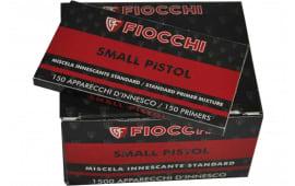 Fiocchi 445SMP Small Pistol Primer 1500/8
