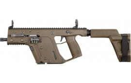 Kriss KV10PSBFD20 Vector SDP G2 10MM 5.5 Threaded FDE ARM Brace