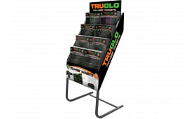 TruGlo TG100P1 Tru-See Target Display w/Product 72 Packs Floor