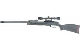 Gamo 6110037154 Swarm Air Rifle Break Open .177 Pellet Black