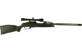 Gamo 61100371554 Swarm Air Rifle Break Open .22 Pellet Black