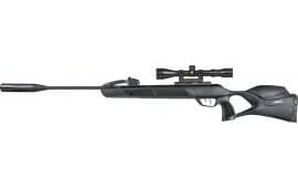 Gamo 611006125554 Magnum Air Rifle Break Open .22 3-9x40mm Scope Black