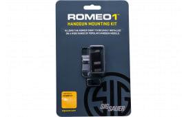 Sig Sauer Electro-Optics SOR1MK014 Romeo1 Mounting Kit For Keymod 1-Piece Style Black Finish