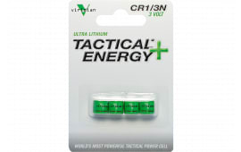 Viridian 13N4 1/3N 3V Lithium Battery 4 Pack