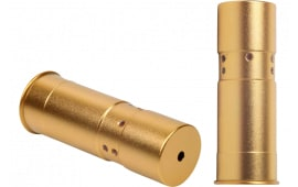 Sightmark SM39007 12GA Laser Boresighter Cartridge Chamber Brass