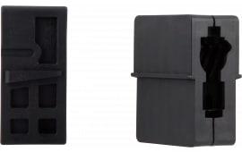 Tacfire TL021 AR15 Upper REC/LOW REC Vise Black