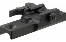 Pulsar PL34000 Optic Mount For AR-15 1-Piece Style Black Matte Finish